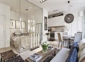 Come trasformare il monolocale in uno splendido appartamento grazie ai mobili componibili