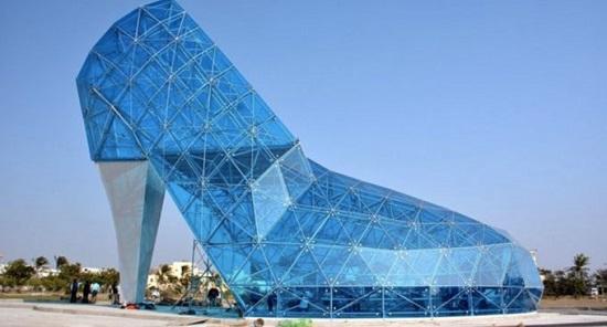 chiesa di cristallo