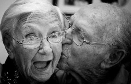 peli degli anziani
