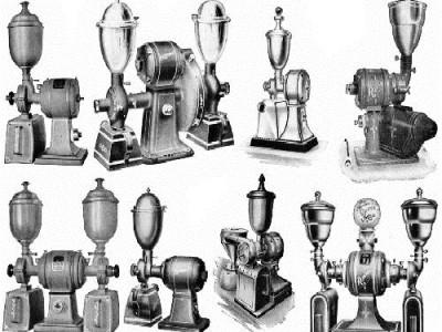 La storia della macchina del caffè