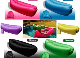 Air bed il materasso gonfiabile ad aria, Moda Estate 2016