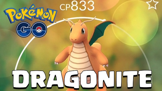 dragonite pokemon