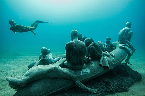 jason-decaires-taylor-OPERE