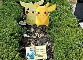 Pokemon Go, ragazzo trova Pikachu sulla tomba del fratellino morto