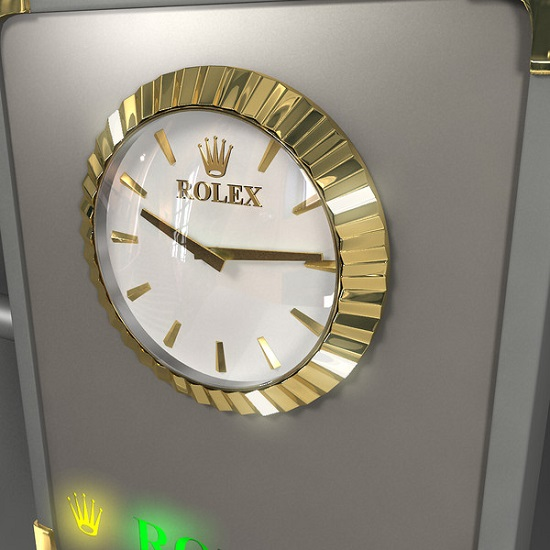 arredamento con rolex