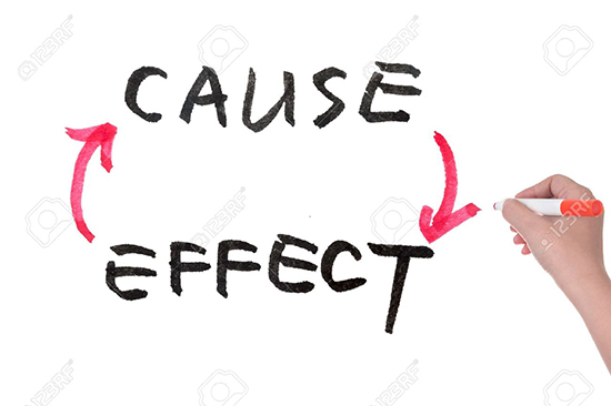 causa effetto