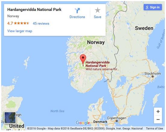 norvegia fulmine uccide renne