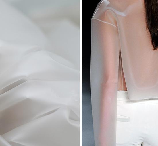 abbigliamento plastica