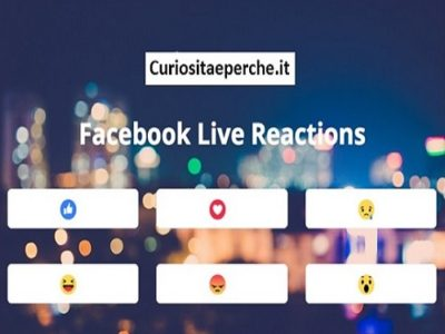 [GUIDA] Come creare Dirette Video Live con Facebook Reactions