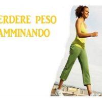 Ecco come perdere peso camminando: i benefici della camminata