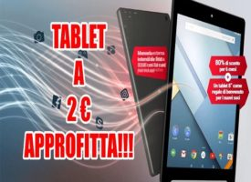 Prova Altroconsumo e ricevi un tablet in omaggio a 2 euro