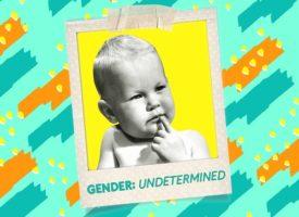 Il primo bambino ufficialmente al mondo né maschio né femmina