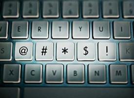 Quali sono i tasti che usiamo di più e di meno sulla tastiera ?