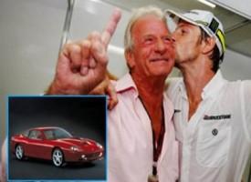 Il padre di Button denuncia il furto della sua Ferrari, in realtà l'aveva parcheggiata in un altro paese