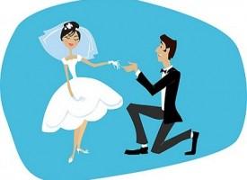 Indimenticabile proposta di matrimonio con 100 cellulari che si illuminano