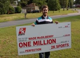 Vince 1 milione di dollari con la partita perfetta