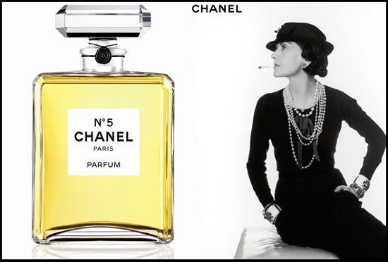 perche si dice chanel numero 5