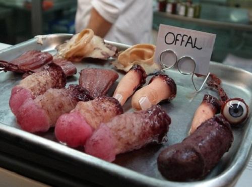 carne umana macelleria