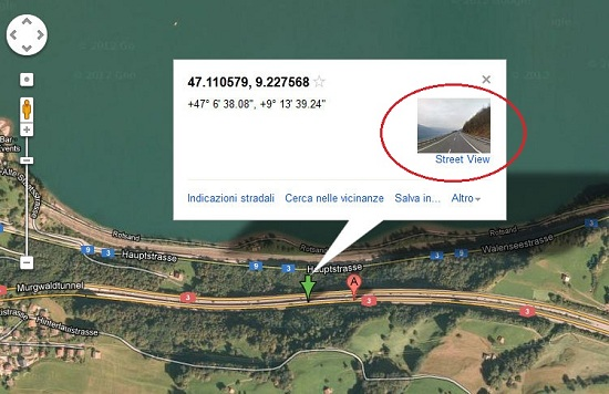 miracolo google maps