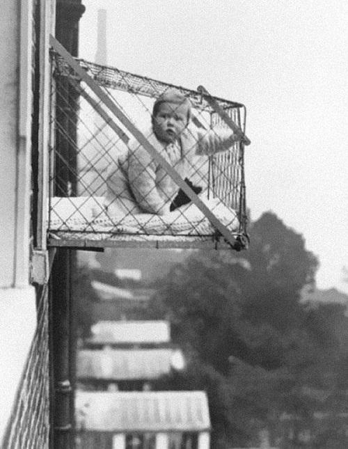 12-gabbia per bambini