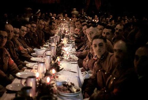 31-nazisti festeggiano il natale