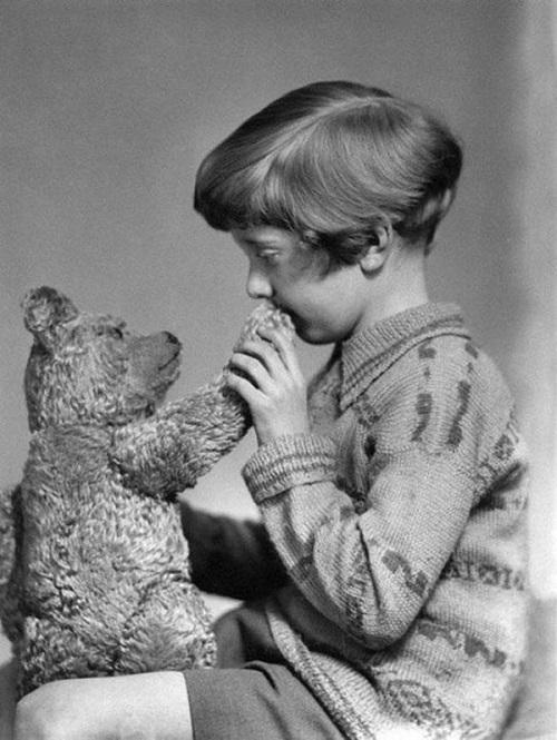 33-Winnie the Pooh originale
