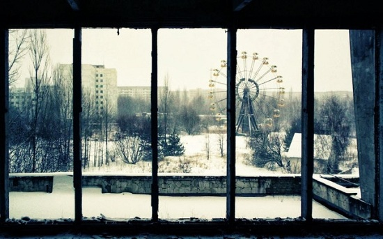 Ucraina - Pripyat