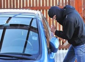 Le 10 auto più amate dai ladri