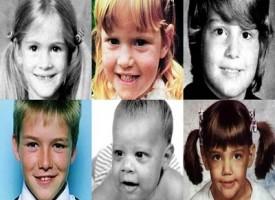 Come sono cambiate le celebrità dalla loro infanzia ad oggi ? Scopritelo con noi…