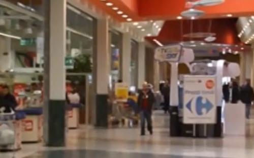 centro commerciale pavia