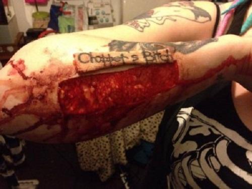 tatuaggio lampadatissimo