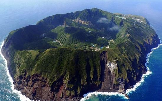 Aogashima Giappone