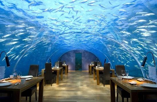 Conrad Maldives Isola Rangali