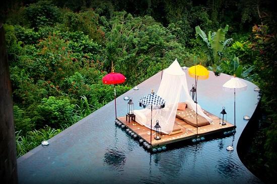 Hotel Ubud Hanging Gardens