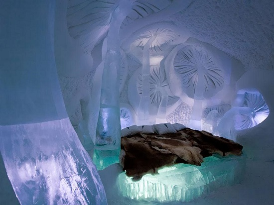 Ice Hotel in Jukkasjarvi