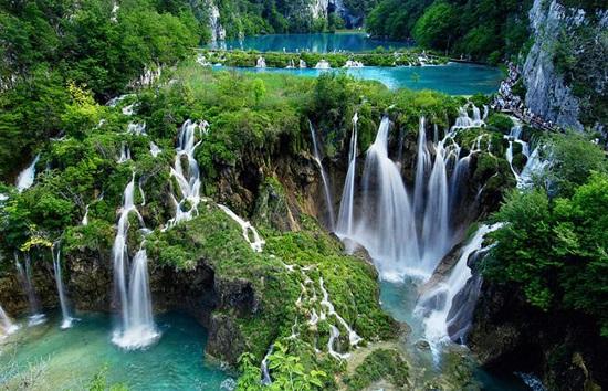 Parco nazionale dei Laghi di Plitvice Croazia