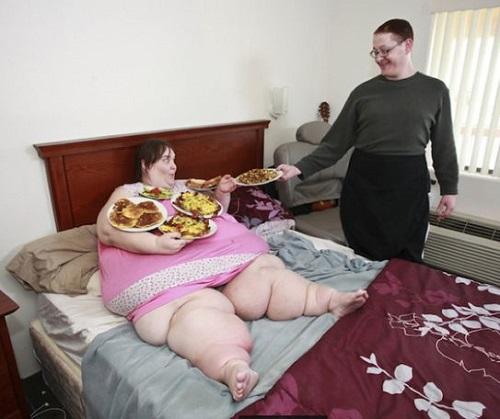 la donna piu grassa del mondo