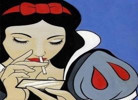 Biancaneve e i settenani – Messaggi subliminari sugli effetti della cocaina