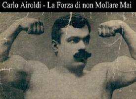 Carlo Airoldi e la forza di non mollare mai: Milano-Atene a piedi per le Olimpiadi