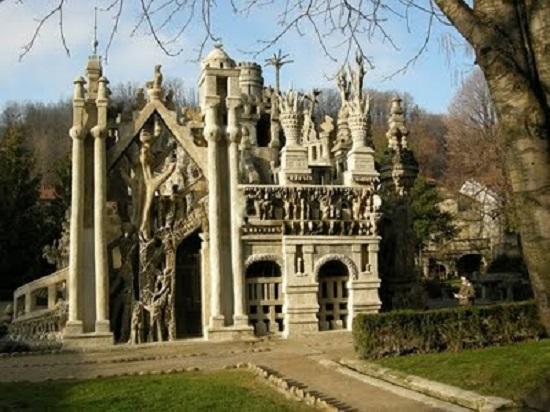 Ferdinand Cheval Palace a.k.a Ideal Palace Francia