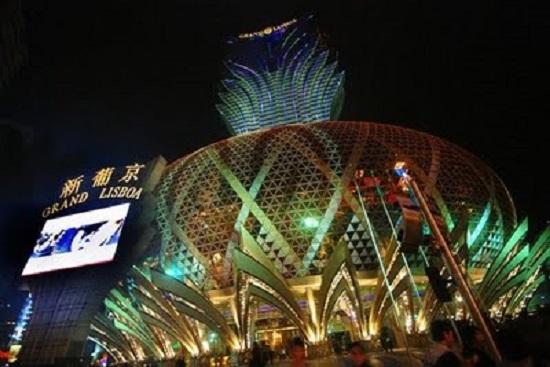 Grand Lisboa Macao Hong Kong