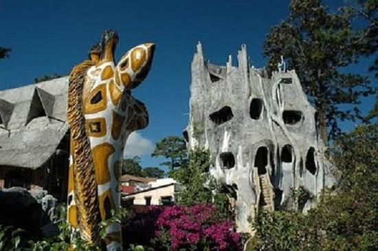 Hang Nga Guesthouse a.k.a Crazy House Vietnam