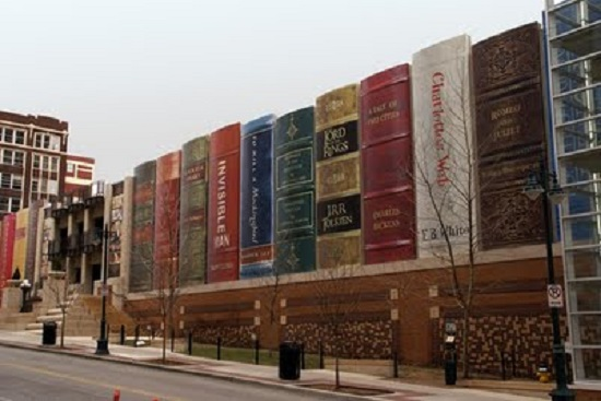 Kansas City Public Library Missouri Stati Uniti