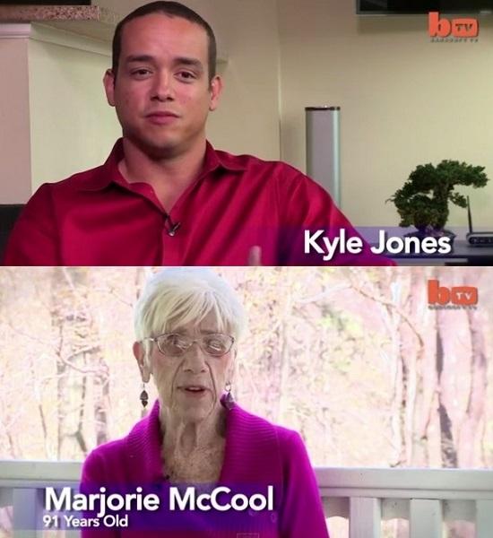Kyle Jones Marjorie McCool