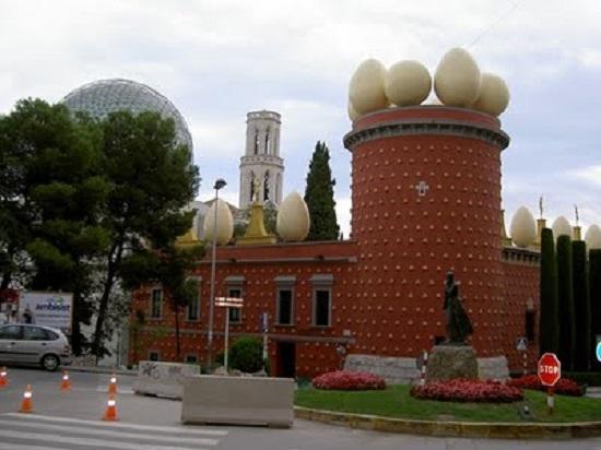 La Torre Galatea Figueras Spagna