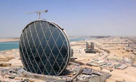 La perla Abu dhabi Dubai
