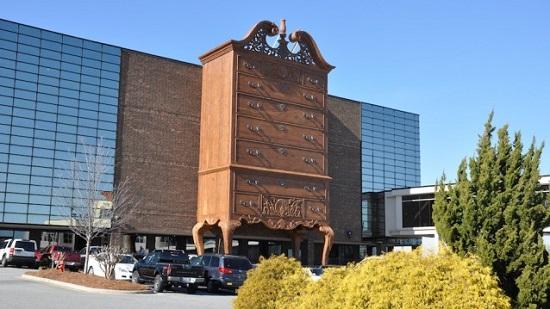 La sede Furnitureland South Stati Uniti