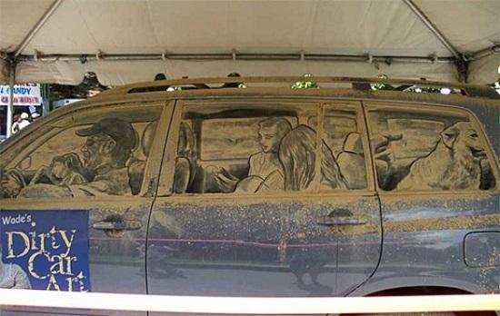 Scott Wade auto sporche