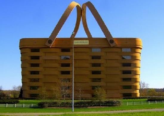 The Basket Building Ohio Stati Uniti