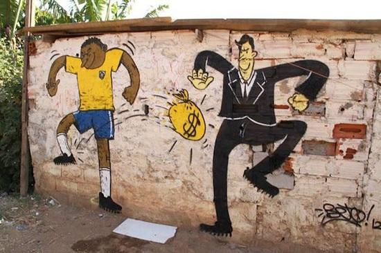 calcio no brasile 2014